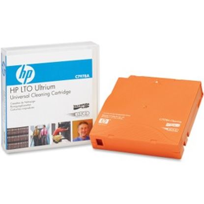 Picture of HPE LTO Ultrium Universal Cleaning Cartridge