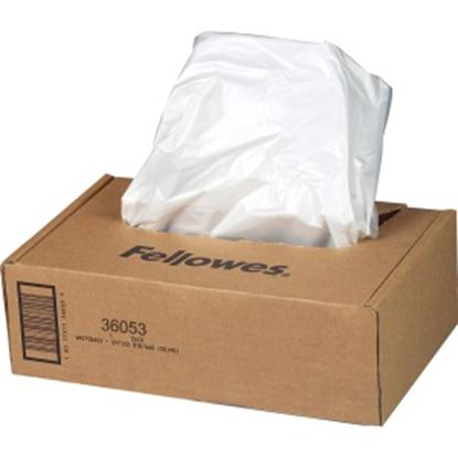 Picture of Fellowes Waste Bags for 99Ms, 90S , 99Ci, HS-440 and AutoMax™ 130C, 150C, 200C and 200M Shredders