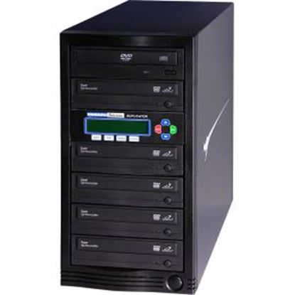 Picture of Kanguru 1-to-5, 24x DVD Duplicator