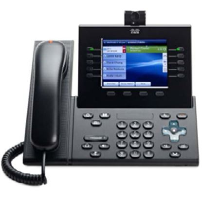 Picture of Cisco CP-89/9900-HS-C= Spare Standard Handset for IP Phone