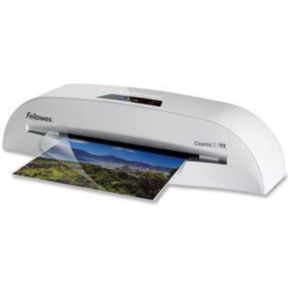 Picture of Fellowes Cosmic™2 95 Laminator with Pouch Starter Kit