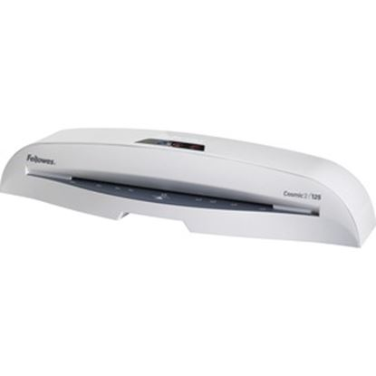 Picture of Fellowes Cosmic2 125 Laminator & Pouch Starter Kit