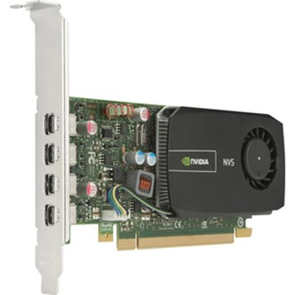 Picture of HP Quadro 510 Graphic Card - 2 GB DDR3 SDRAM - Low-profile