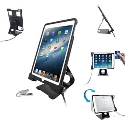 Picture of CTA Digital Anti-Theft Security Case with POS Stand