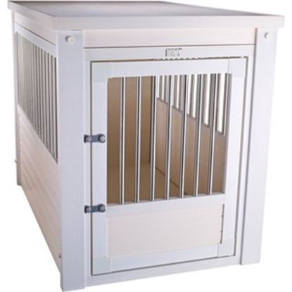 Picture of Habitat N' Home ecoFLEX InnPlace Crate with Stainless Steel Spindles