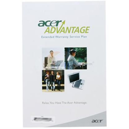 Picture of Acer Extended Warranty Plus - 2 Year Extended Service - Warranty