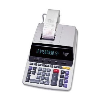 Picture of Sharp EL-2630PIII 12 Digit Commercial Printing Calculator