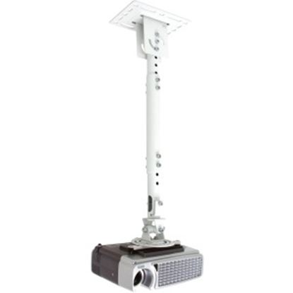Picture of Atdec Ceiling projector mount with height adjustable pole