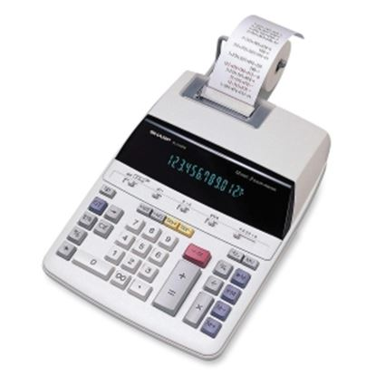 Picture of Sharp Calculators EL219R11 Printing Calculator