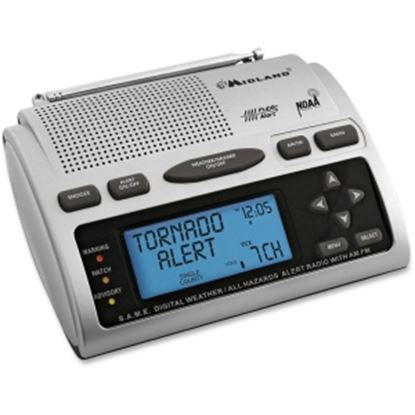Picture of Midland WR-300 Clock Radio
