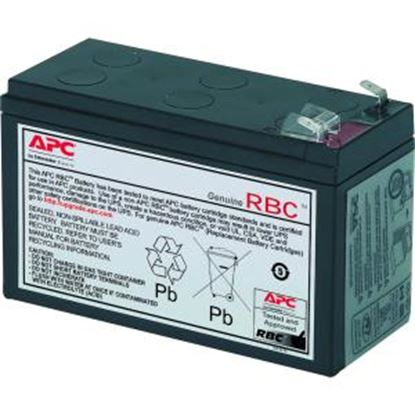 Picture of APC 7Ah UPS Replacement Battery Cartridge