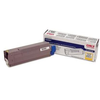 Picture of Oki Toner Cartridge
