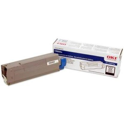 Picture of Oki Original Toner Cartridge