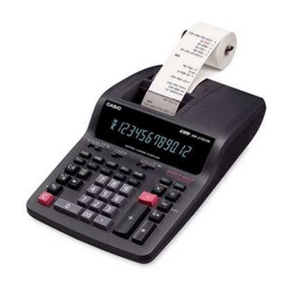 Picture of Casio 12-Dgt Tax/Exchange Printing Calculator