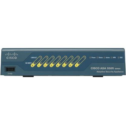 Picture of Cisco ASA 5505 10-User Bundle Firewall