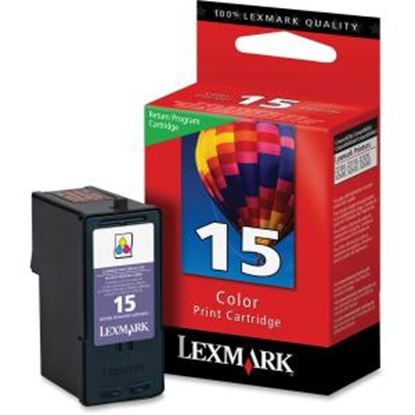 Picture of Lexmark 15 Ink Cartridge
