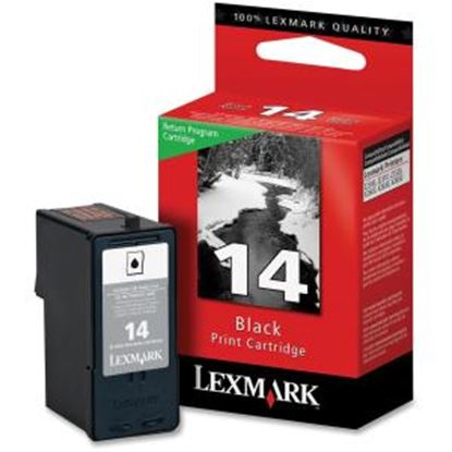 Picture of Lexmark 14 Ink Cartridge