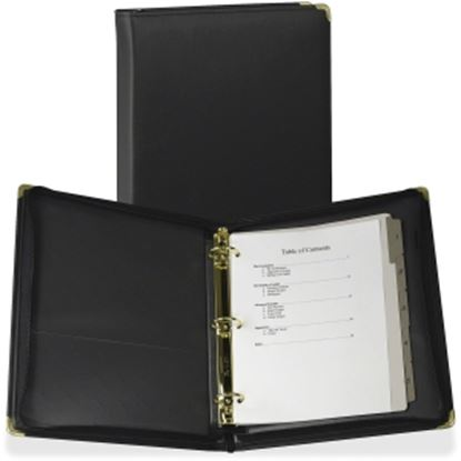 Picture of Samsill Classic Collection Zippered Ring Binder