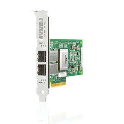 Picture of HP StorageWorks 2-port Fibre Channel Host Bus Adapter