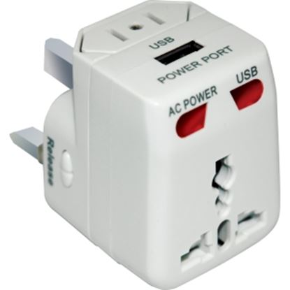 Picture of Mizco DigiPower USB Travel AC Power Adapter