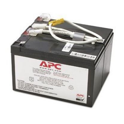 Picture of APC 9VAh UPS Replacement Battery Cartridge #109