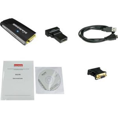 Picture of DIAMOND BVU195 USB External Video Display Adapter