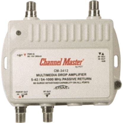 Picture of Channel Master Channel Master 3412 Ultra Mini Distribution Amplifier