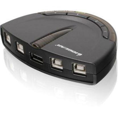 Picture of IOGEAR GUB431 4-Port USB 2.0 Automatic Printer Switch