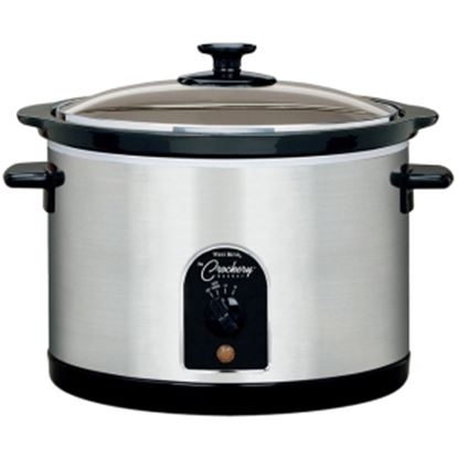 Picture of West Bend 85156 - 6 Qt. Round Crockery Cooker
