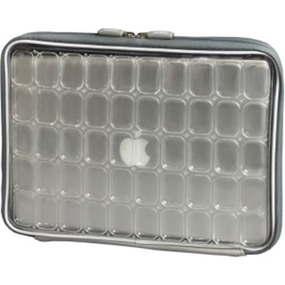 "Picture of Altego 13"" Clear Laptop Sleeve"
