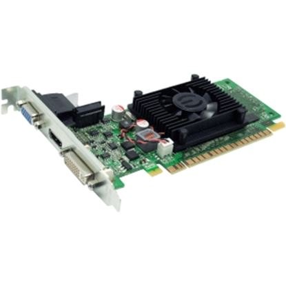 Picture of EVGA 01G-P3-1312-LR GeForce 210 Graphic Card - 520 MHz Core - 1 GB DDR3 SDRAM - PCI Express 2.0 x16