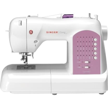Picture of Singer 8763 Curvy Electric Sewing Machine