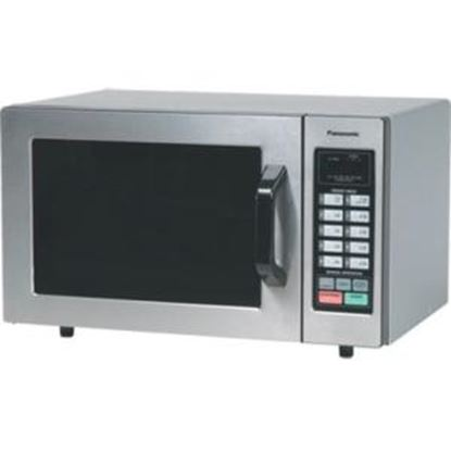 Picture of Panasonic 1000 Watt Commercial Microwave Oven with 10 Programmable Memory NE-1054F