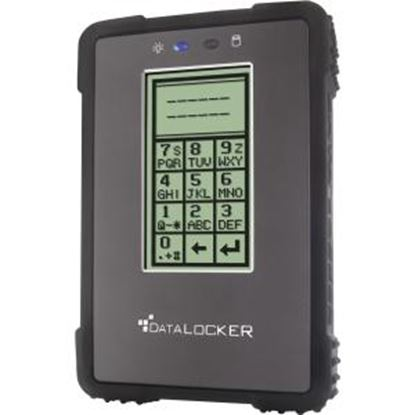 Picture of DataLocker DL2 500 GB Encrypted External Hard Drive