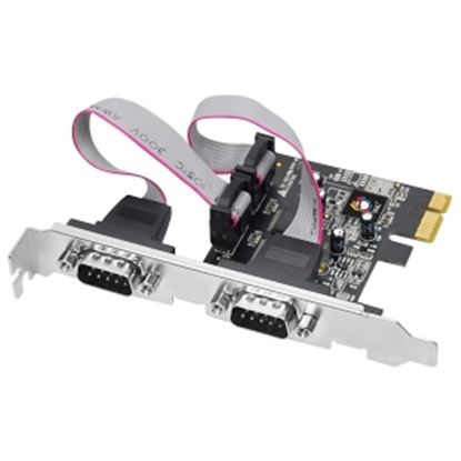 Picture of SIIG 2-port PCI Express Serial Adapter