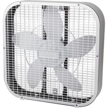 Picture of Holmes 20 Inch Box Fan-White