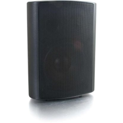 Picture of C2G Cables To Go 5in Wall Mount Speaker - Black (Each)
