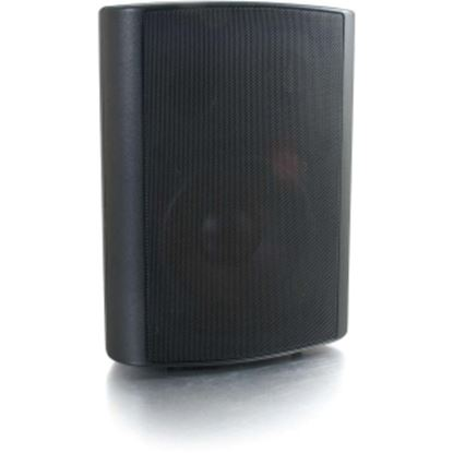 Picture of C2G Cables To Go 5in Wall Mount Speaker 70v - Black (Each)
