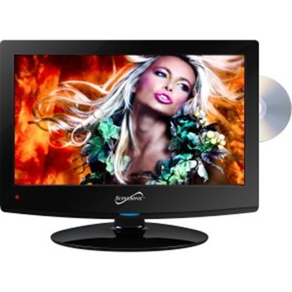 "Picture of Supersonic SC-1512 15"" TV/DVD Combo - HDTV - 16:9 - 1440 x 900 - 720p"