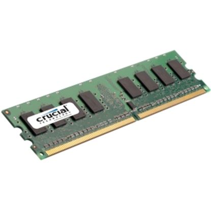 Picture of Crucial 16GB (1 x 16 GB) DDR3 SDRAM Memory Module