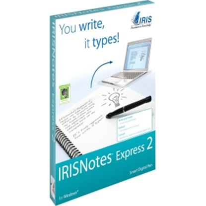 Picture of I.R.I.S. IRISnotes Express 2 Digital Pen