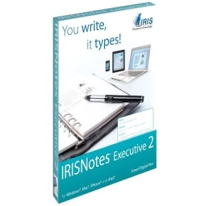 Picture of I.R.I.S. IRISnotes Executive 2 Digital Pen