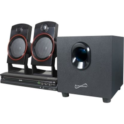 Picture of Supersonic SC-35HT 2.1 Home Theater System - 11 W RMS - DVD Player