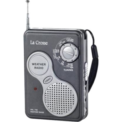 Picture of La Crosse Technology 809-905 AM / FM Handheld Weather Radio