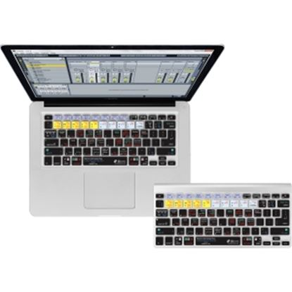 Picture of KB Covers Ableton Live Keyboard Cover for MacBook/Air 13/Pro (2008+)/Retina & Wireless