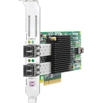 Picture of HPE 82E 8Gb 2-port PCIe Fibre Channel Host Bus Adapter