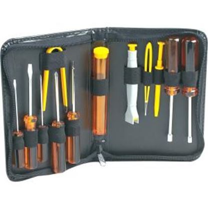 Picture of Manhattan 13 Piece Computer Tool Kit