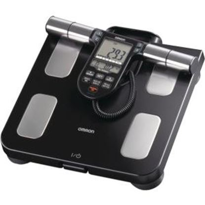Picture of Omron Full Body Sensor Body Composition Monitor and Scale