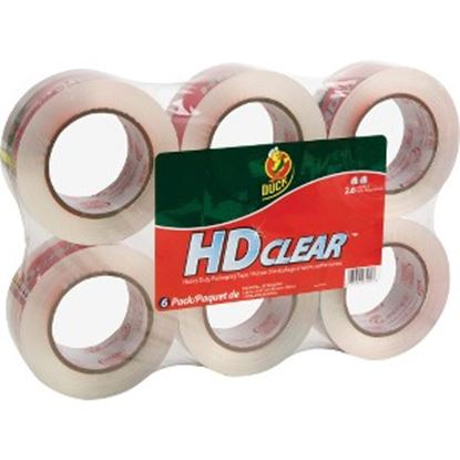 Picture of Duck Brand HD Clear Packing Tape