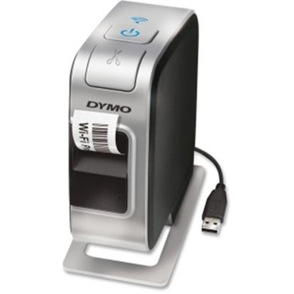Picture of Dymo LabelManager PnP Thermal Transfer Printer - Monochrome - Desktop - Label Print